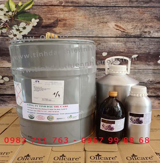 Tinh dầu oải hương pháp bán buôn sỉ kg lít rẻ lavender essential oil