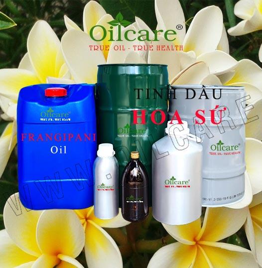 Tinh dầu hoa sứ bán sỉ lít kg buôn giá rẻ frangipani essential oil mua ở đâu