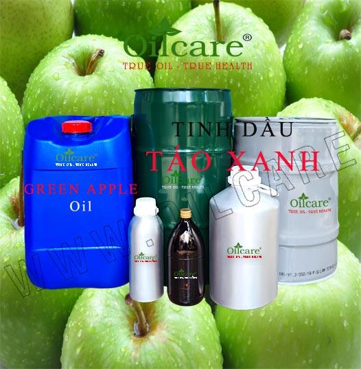 Tinh dầu táo xanh bán sỉ buôn lít rẻ Green apple frangrance oil mua ở đâu