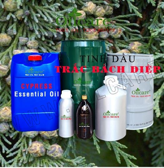 Tinh dầu trắc bách diệp bán sỉ kg lít buôn giá rẻ Cypress oil essential oil mua ở đâu thành phố hồ chí minh