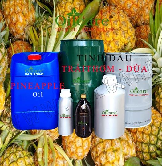 Tinh dầu trái thơm bán sỉ buôn lít rẻ kg Pineapple frangrance oil mua ở đâu